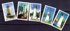 4146-50 Pacific Coast Lighthouses SINGLES READY TO MOUNT  MNH