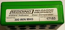 17153 REDDING INSTANT INDICATOR WITHOUT DIAL - 300 WIN MAG - NEW RANGE ADAPTER