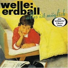Welle: Erdball - Alles Ist Möglich SYNTHETIC SYMPHONIC CD 1995