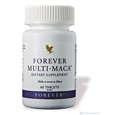 1 bottle supplements of Forever Multi Maca  (60 tablets) KOSHER /HALAL Exp. 2022