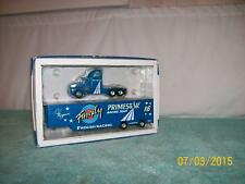 "Nascar Ted Musgrave # 16 Ford Hauler Roush Racing Truck Mint in Box 14"" Long"