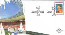 Nederland 2006 NVPH E531 / FDC 531 - Persoonlijke Zegel WK Voetbal 2006