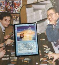 Magic MTG Legends Sea Kings' Blessing Nr Mint / Mint Uncommon Set Builder