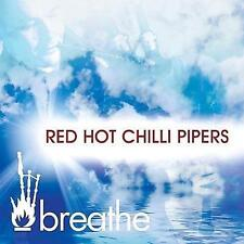 RED HOT CHILLI PIPERS BREATEH CD -  BAGPIPES SCOTLAND HIGHLAND FREE UK P&P