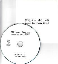 ETHAN JOHNS Among The Sugar Pines 2014 UK 1-track promo CD Ryan Adams