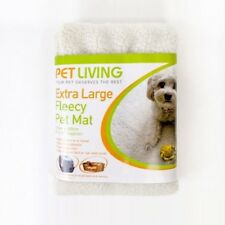 Pet Living Faux Sheep Skin Fleecy Blanket, Extra Large,