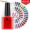 Nail Art Design Manicure Venalisa 60Color 7.5Ml Soak Off Gel Polish UV Led