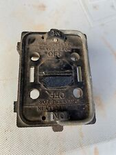 Murray 60 Amp 60A Fuse Holder Pull Out Pullout Part # 4200 Range