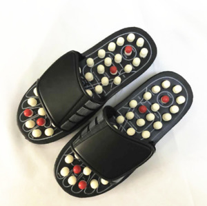 The FITZ: Take control of your wellbeing Slippers| Reflexology and Foot Massage
