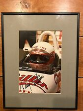 DANNY SULLIVAN RACING Autographed Signed CUSTOM FRAMED Photo Matted