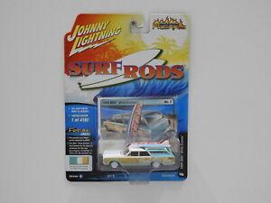 "1:64 1964 Olds Vista Cruiser - Johnny Lightning Streat Freaks ""Surf Rods"" Johnny"
