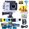 Waterproof 4K 1080P HD Wifi Diving Aerial Sports Action Camera 64GB DV Camcorder