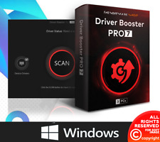 IObit Driver Booster PRO 7.5 Lifetime With 🔥 Unlimited Devices🔥