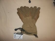 Outdoor Research Super Couloir Leather Gore-tex Shell Gloves Cordura USA SEAL