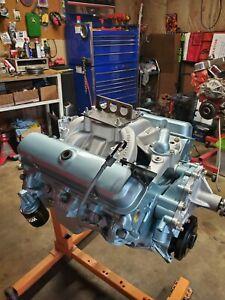 400 Pontiac Butler Performance stroker balanced pump gas crate engine