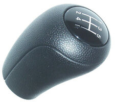 Mazda New Factory Black 5-Speed Shift Knob (NF28-46-030)