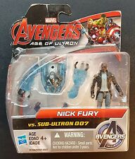 Marvel Avengers* AGE OF ULTRON* NICK FURY  VS. SUB-ULTRON 007 2-PACK