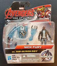 Marvel Avengers* Age Of Ultron* Nick Fury Vs. Sub-Ultron 007 2-Pack
