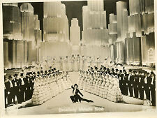 ELEANOR POWELL BROADWAY MELODY 1936 VINTAGE PHOTO ORIGINAL  SKYSCRAPERS ART DECO