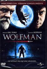 DVD - WOLFMAN - Benicio Del Toro