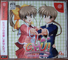 "SEGA Dreamcast DC ""RENAI CHU! - HAPPY PARFECT"" 100% New AVG Free Shipping VHTF"