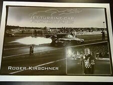 "Jet-Turbine-Car Racing ""Uni-Fit"" Roger Kirschner"