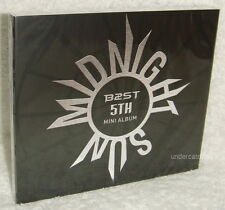 BEAST Mini Album Vol. 5 Midnight Sun Taiwan CD (5th)