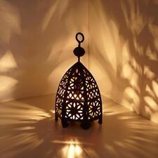 Marokkanische Laterne Eisenlaterne Orientalisch Windlicht Eisen Marokkanisch H30