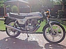 1979/80 Honda Superdream 400n motorcycle