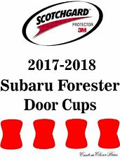 3M Scotchgard Paint Protection Film Clear Pre-Cut Fits 2017 2018 Subaru Forester