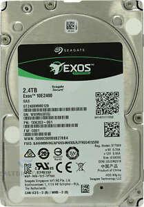 ST2400MM0129 SEAGATE 2.4TB 12Gbs  10K.9 2.5'' SAS Hard Drive 100% Original New