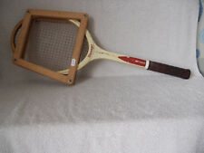Vintage Slazenger Jupiter Wooden Tennis Racket