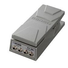 Boss FV-30L Stereo Volume Pedal, Tuner output, fv30