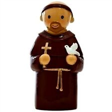 "St. Francis of Assisi  ""Little Drops Of Water"" Statue Figure NEW"
