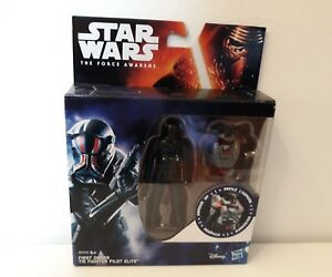 Star Wars The Force Awakens First Order Tie Fighter Pilot Elite BRAND NEW IN BOX