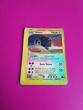 Pokemon Golem Reverse Holo Skyridge 148/144 Highly Played