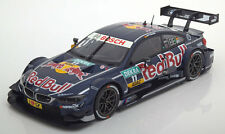 Norev BMW M4 DTM Red Bull BMW Team RMG DTM Champion 2016 Wittmann #11 1/18 New!