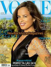 Spanish Vogue 1/08,Jade Jagger,Nicole Kidman,January 2008,NEW