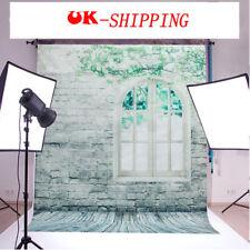 Vinyl Photography Backdrop Cloth Family Studio Background Props Decor 5x7FT Hot