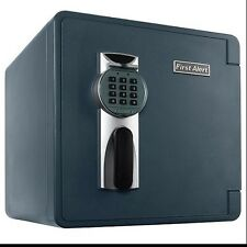 Waterproof Fire Safe Digital Lock 4 Locking Bolts Pry Resistant Bolt Down 1.3 cf