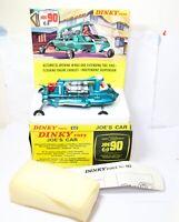 Dinky 102 Joe's Car In Its Original Box - Near Mint Vintage Gerry Anderson