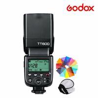 Godox TT600 2.4G Wireless Camera Flash Speedlite F Canon Nikon Sony Fuji Pentax