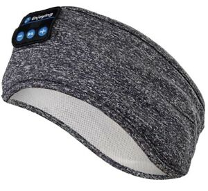 Sleep Headphones Wireless Bluetooth Sports Headband Ultra Thin HD Stereo Speaker
