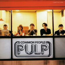 Pulp - Common People - Miniature Poster & Card Frame