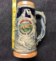 "Vintage Grand Ole Opry 9"" Beer Stein Mug Nashville Tennessee Country Music PB"