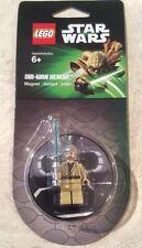 Lego 850640 Star Wars Obi-Wan Kenobi Minifigure Minifig Magnet NEW FREE Shipping
