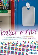 Unbreakable Locker Mirror - The Shave Well Company