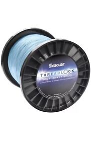 Seaguar Threadlock Hollow Core Thread Lock - 60lb 2500yds BLUE. MRSP $630