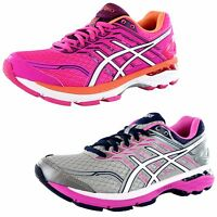 ASICS WOMENS GT 2000 5 T757N RUNNING SHOES