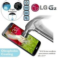 100% Genuine Premium Tempered Glass 9H Screen Protector D802 Phone LCD For LG G2